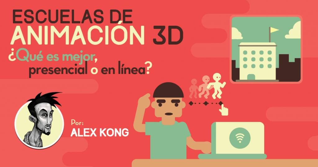 Educación presencial y a distancia - Alex Kong