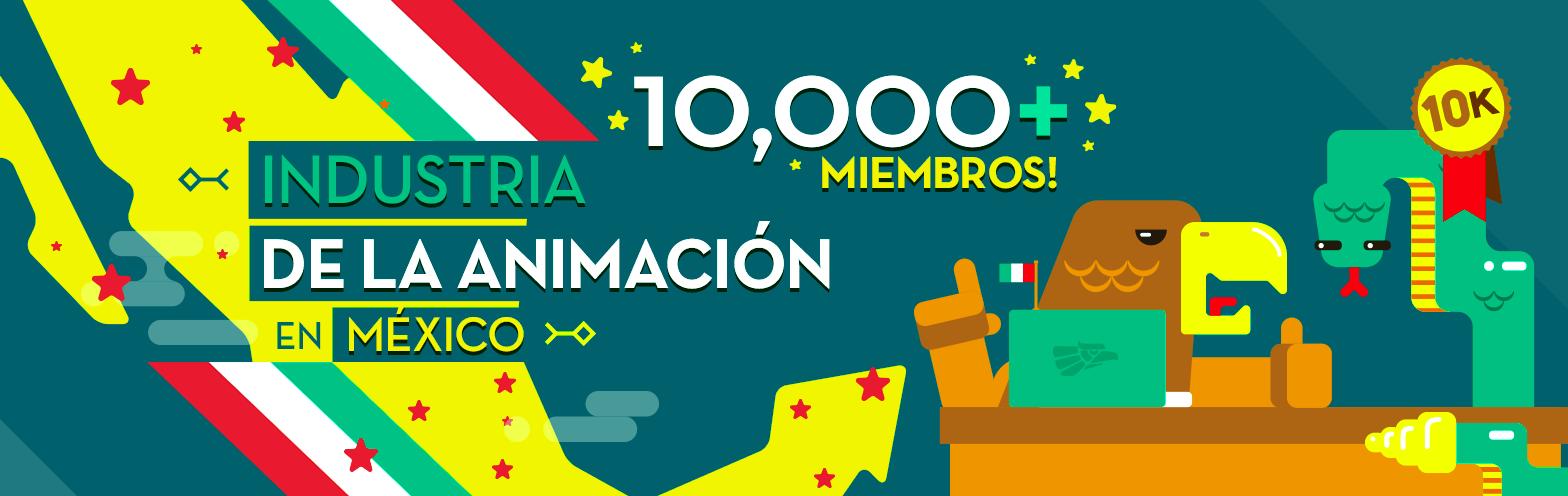 Industria de la Animación en México