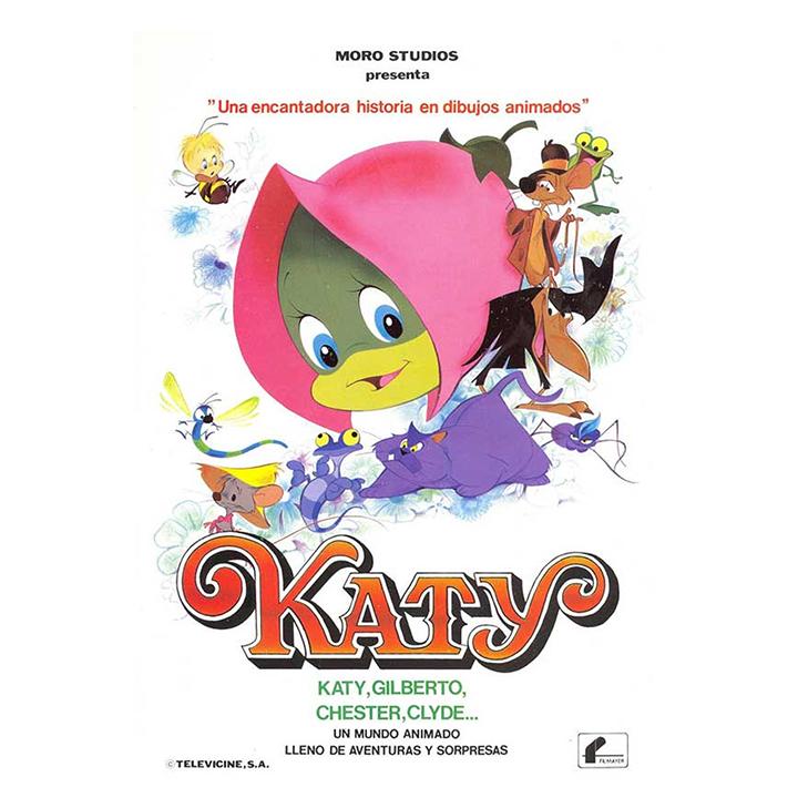 Katy-la-oruga-peliculas-de-animacion-mexicanas-alexkongmx