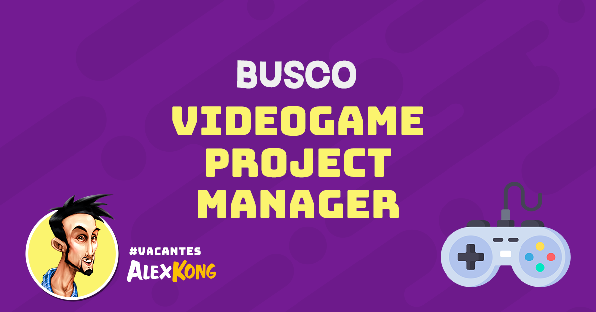Videogames Producer